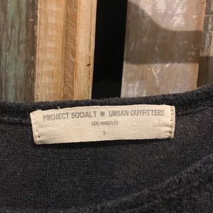 Project Social T UO Colorblock Sweater